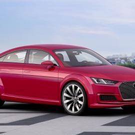 Το επόμενο Audi TT θα είναι πεντάπορτο;