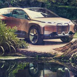 Επίσημο: BMW Vision iNext concept