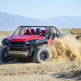 Honda Rugged Open Air Concept: Παντός εδάφους!