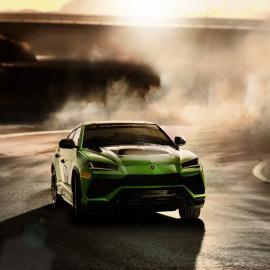Επίσημο:Lamborghini Urus ST-X Concept