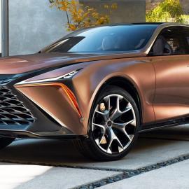 Lexus LF-1 Limitless Concept Πολυτέλεια χωρίς όρια [Vid]