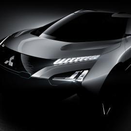 Νέες teasers φωτογραφίες του Mitsubishi e-Evolution Concept