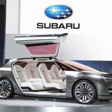 Ηλεκτρικό Subaru το 2021