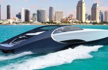 Μία Chiron για τη θάλασσα από την Bugatti