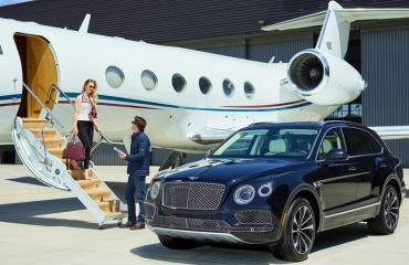 Νέα υπηρεσία ενοικίασης των μοντέλων από την Bentley
