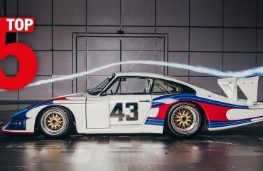 Οι 5 Porsche με τις πιο τρελές αεροτομές