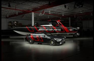 Cigarette Racing - AMG: Το απόλυτο σκάφος