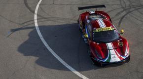 Ferrari 488 GTE Evo [Vid]