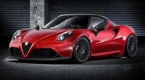 Με νέο κινητήρα και χωρίς χειροκίνητο κιβώτιο η ανανεωμένη Alfa Romeo