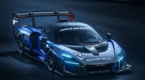 McLaren Senna GTR: Αποκλειστικά για πίστα