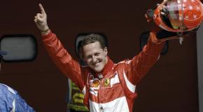 Ο Σουμάχερ κορυφαίος πιλότος στην ιστορία της Ferrari