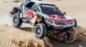 Rally Dakar 2018: Πρώτος ο Μπρίνκε, στη γενική ο Sainz! [11η ημέρα] [Vid]