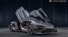 McLaren 720S από την Carlex Design