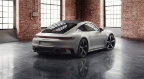 Η νέα 911 με πινελιές Porsche Exclusive