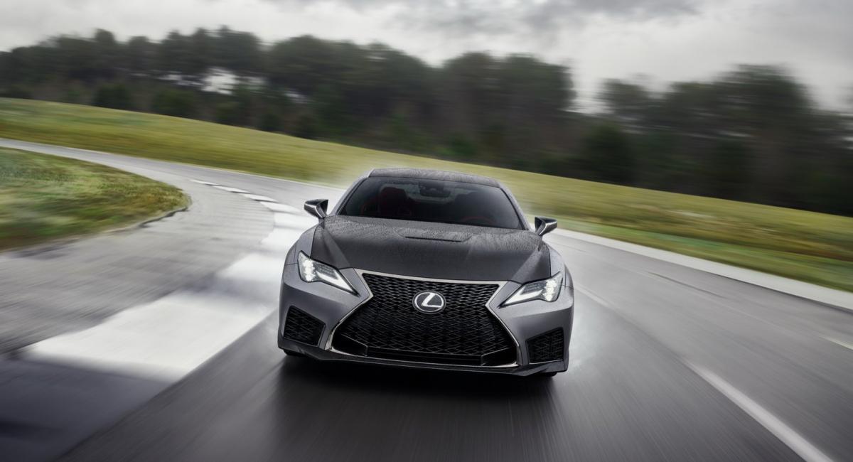 Επίσημο Lexus RC F Track Edition