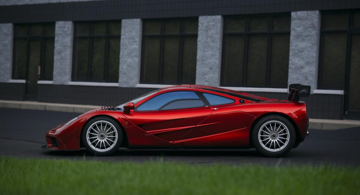 McLaren F1 LM-Spec πωλείται για πάνω από 15 εκατ. δολάρια