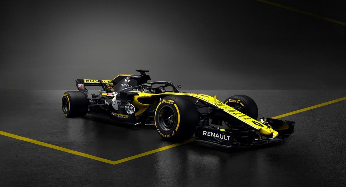 Renault R.S.18 [Vid]