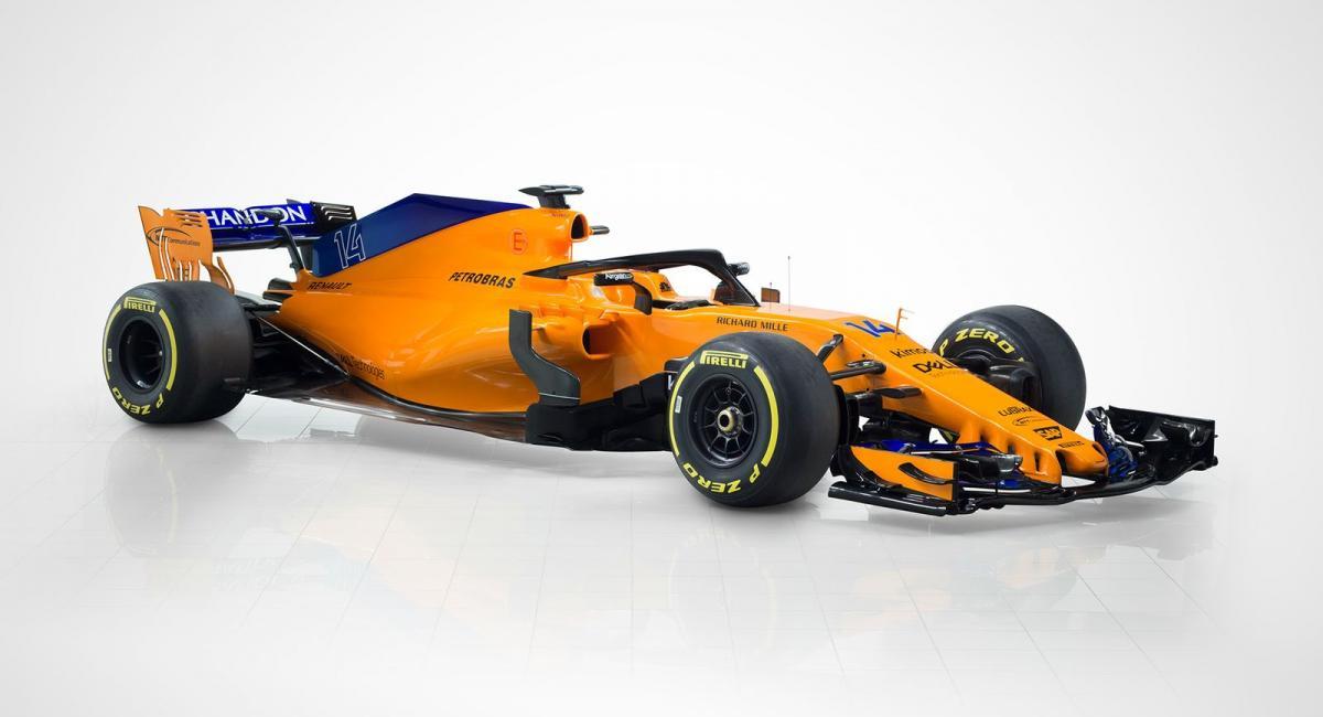 Επίσημο: McLaren MCL33