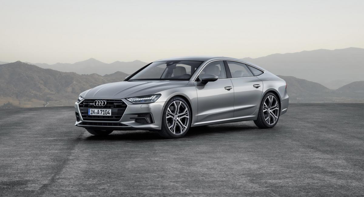 Επίσημο: Audi A7 Sportback 2018 [Vid]