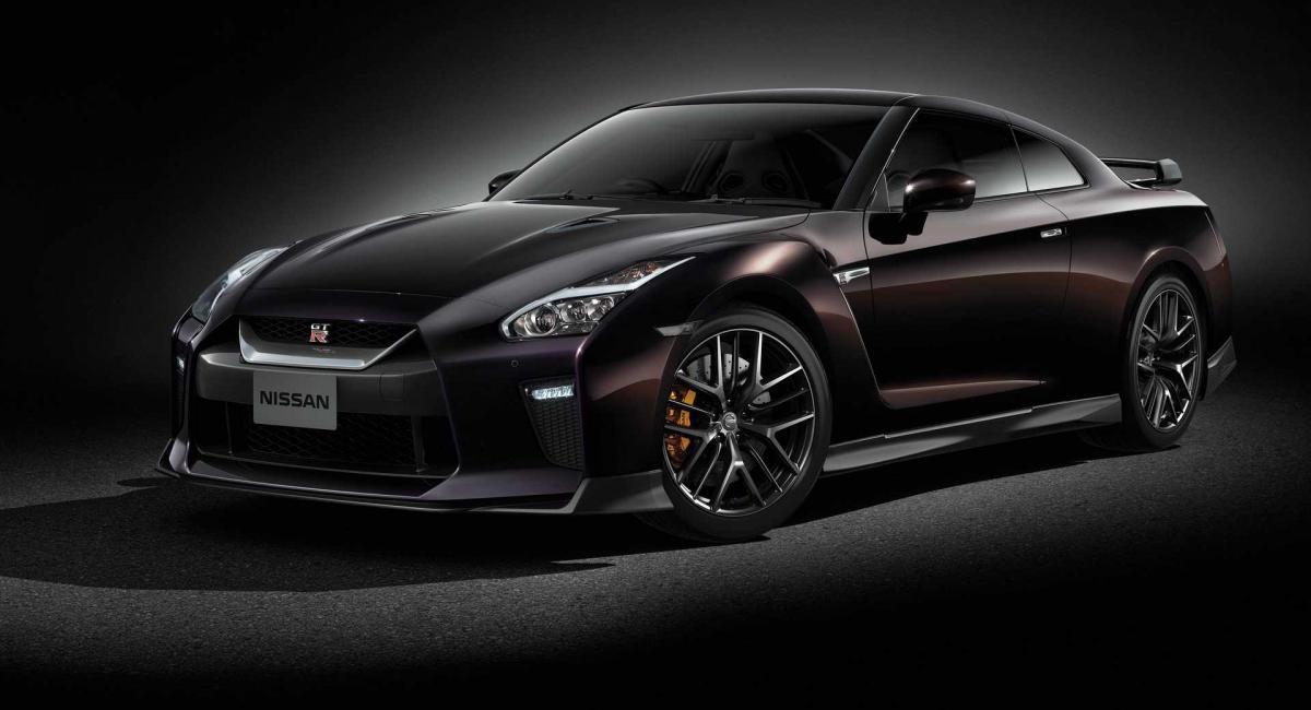 Ειδική έκδοση του Nissan GT-R μόνο για Ιαπωνία