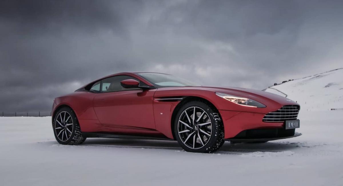 Η Aston Martin ανακαλεί 3.873 DB11 λόγω Mercedes-Benz