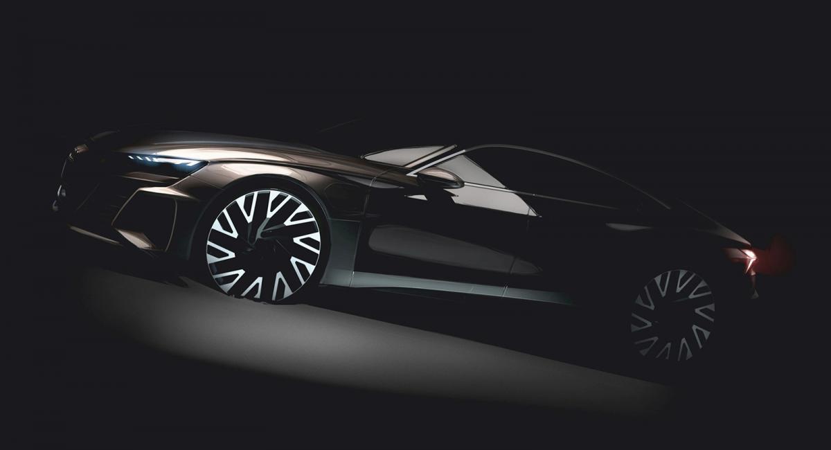 Audi E-Tron GT. Ο αντίπαλος του Tesla Model S