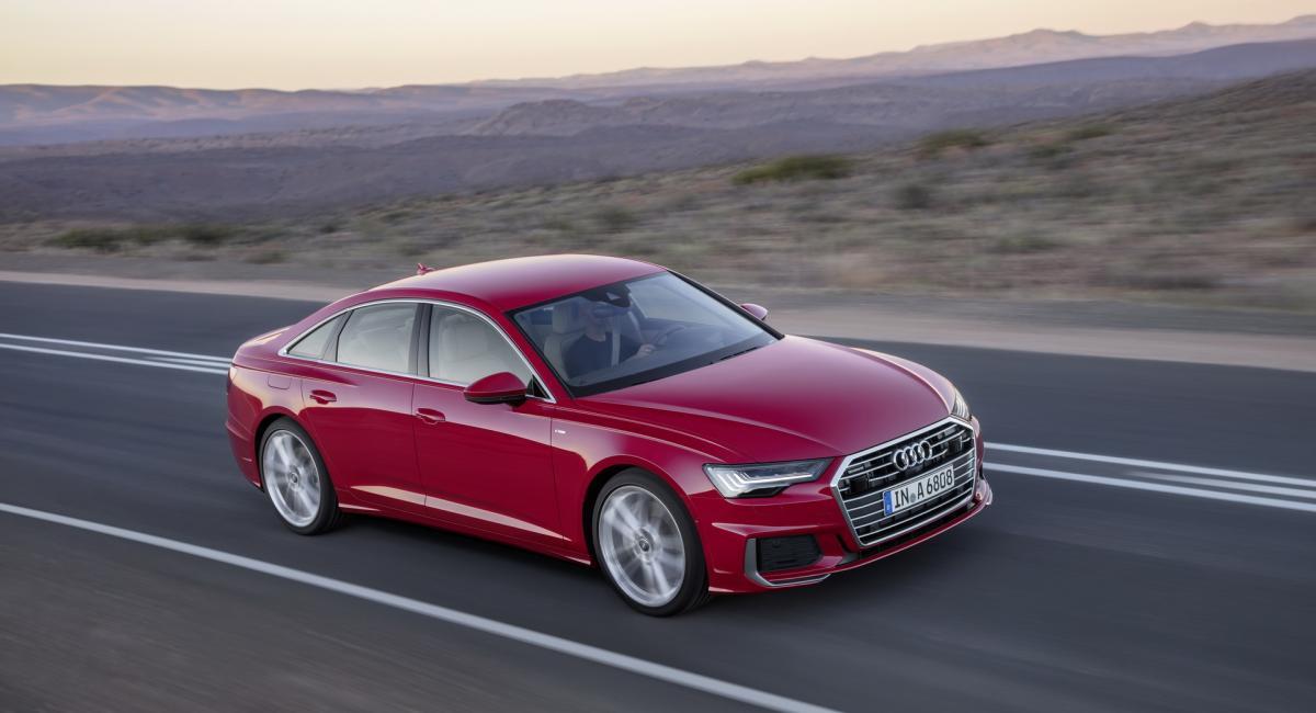 Επίσημο: Νέο Audi A6 2018 [Vid]