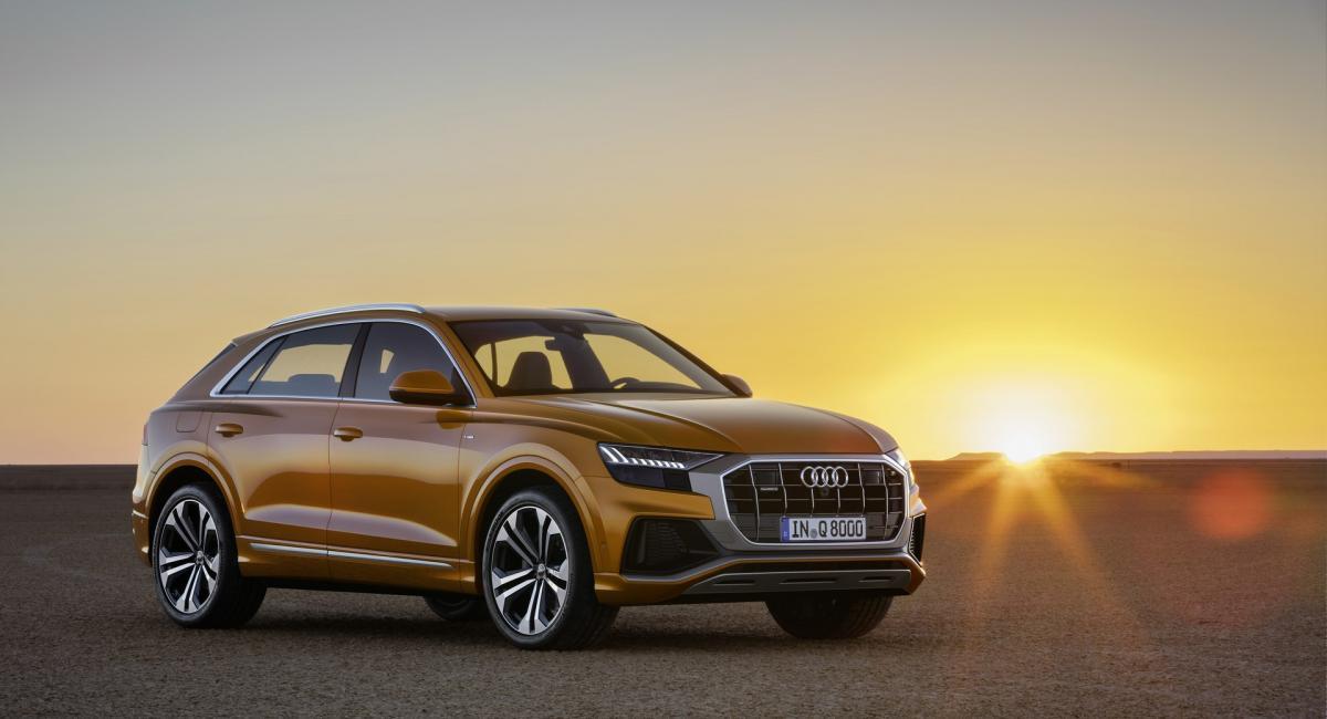 Επίσημο: Audi Q8 [Vid]