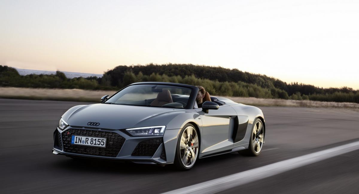 Πιο άγριο και πιο δυνατό το Audi R8