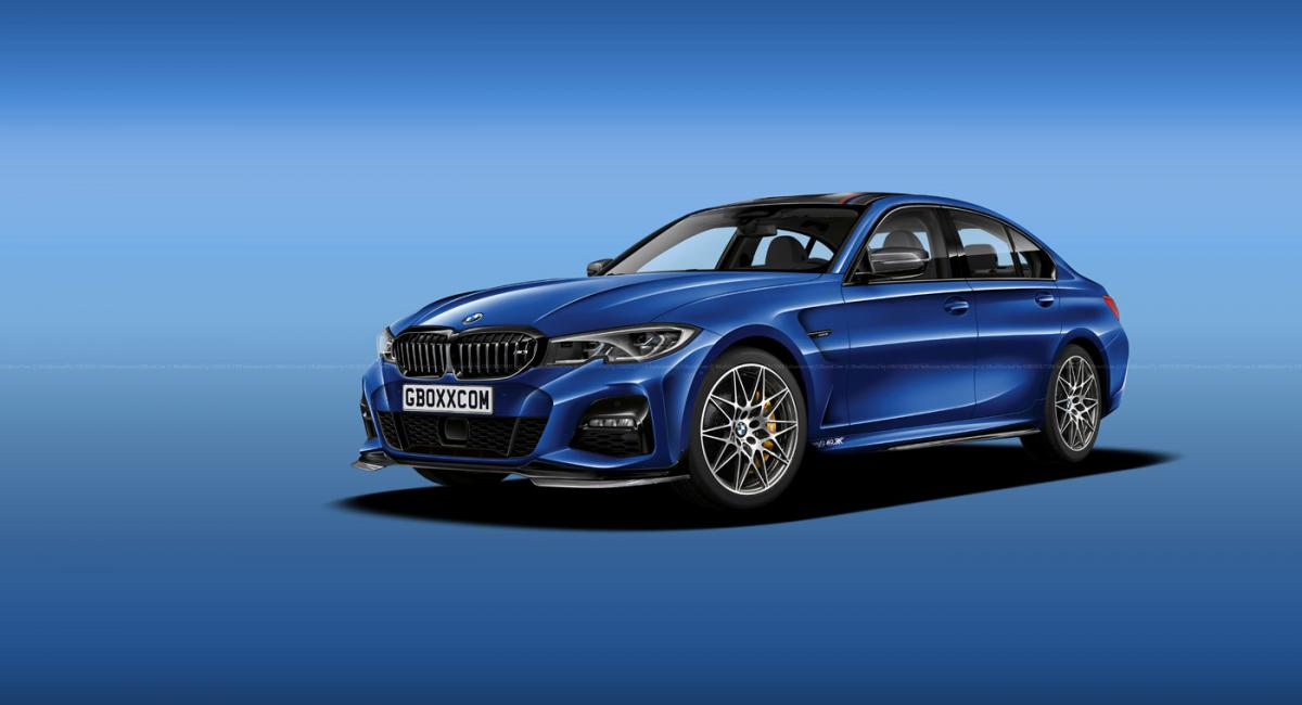 Και με μηχανικό κιβώτιο η νέα BMW M3