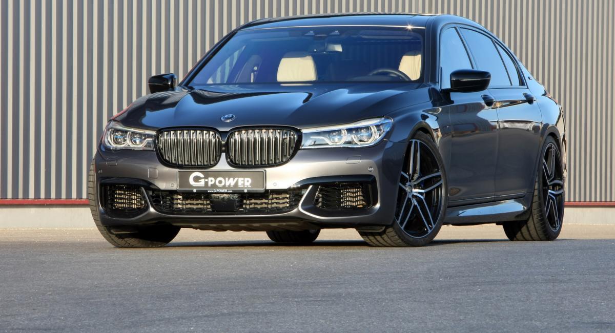 BMW M760Li by G-Power με 700 άλογα