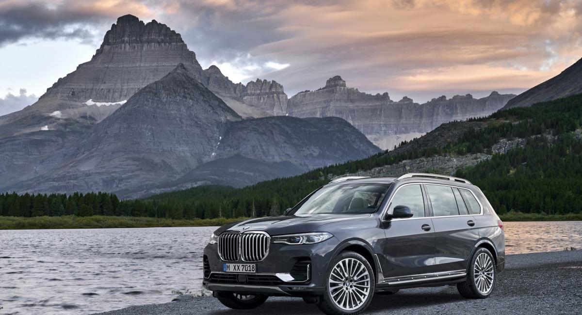 Επίσημο: Νέα μεγαλειώδης BMW X7 [Vid]
