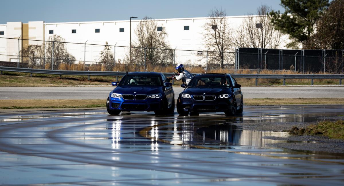 BMW Μ5: Πηγαίνοντας με το πλάι για 8 ώρες [Vid]
