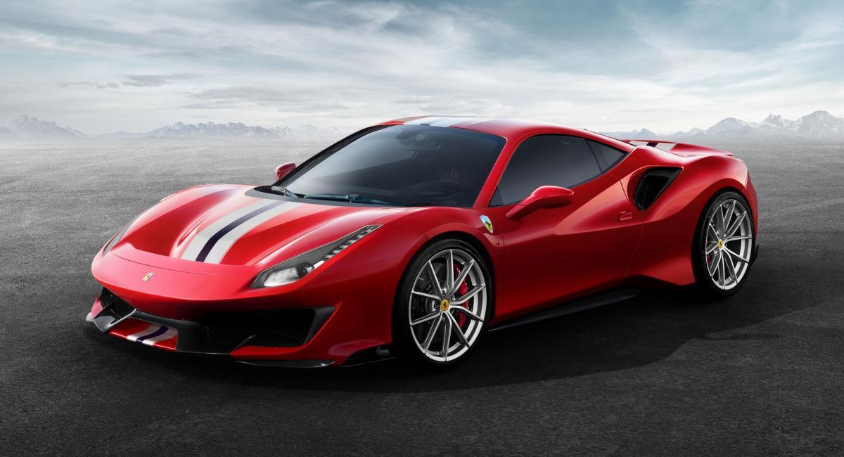 Ferrari 488 Pista με 720 άλογα! Aντέχετε…