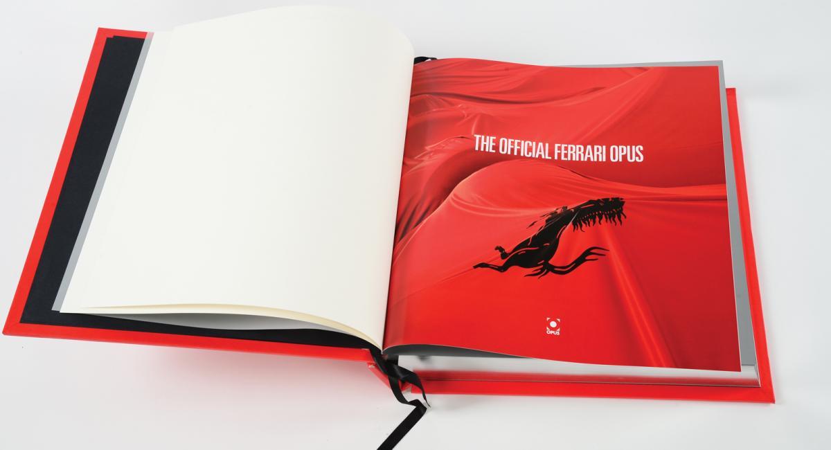150.000 Euro για ένα συλλεκτικό βιβλίο της Ferrari
