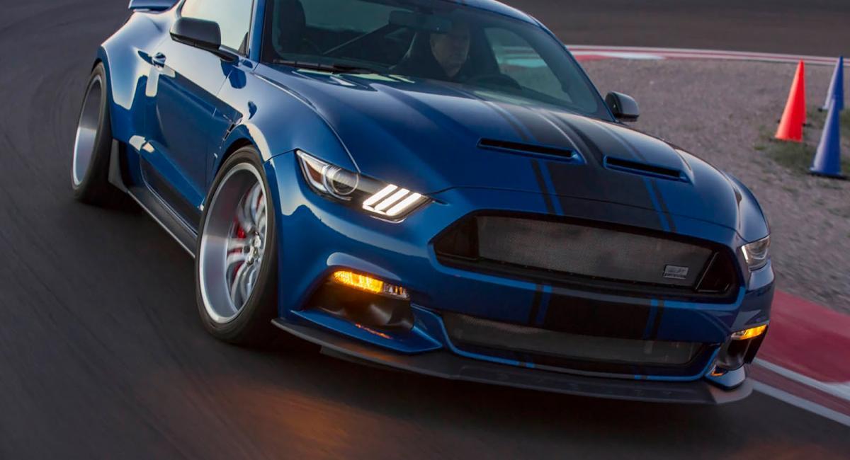 Shelby Mustang Super Snake με 750 άλογα