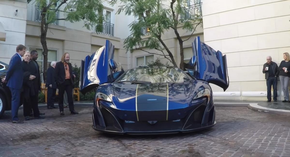 Η ακριβότερη McLaren 675LT Spider του κόσμου! Κοστίζει $820.000 και είναι κουκλάρα!