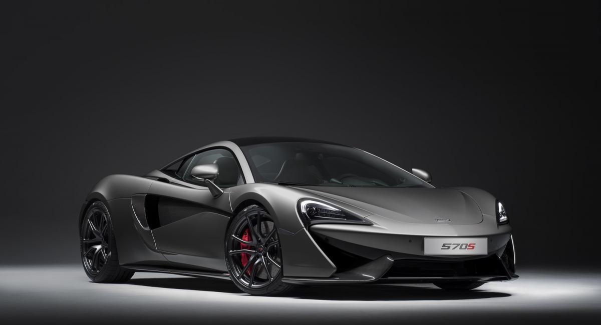 Έτοιμη η McLaren 570S Track Pack