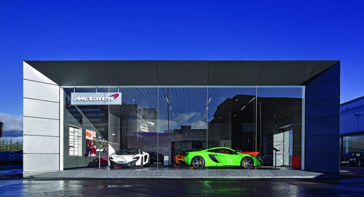 Η καλύτερη έκθεση McLaren στην Ευρώπη