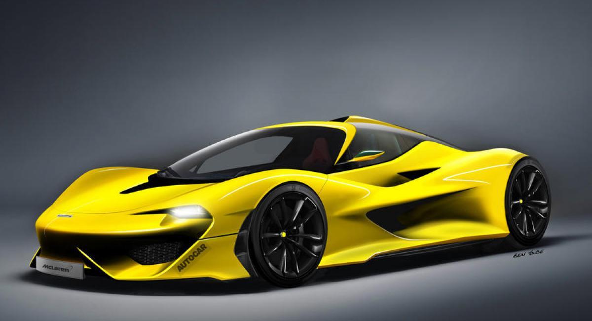 Αναβιώνει η εκπληκτική McLaren F1
