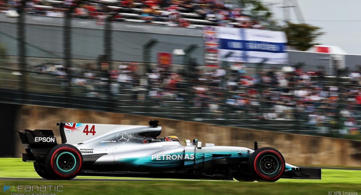 Νίκη τίτλου ο Hamilton στον GP Ιαπωνίας 2017