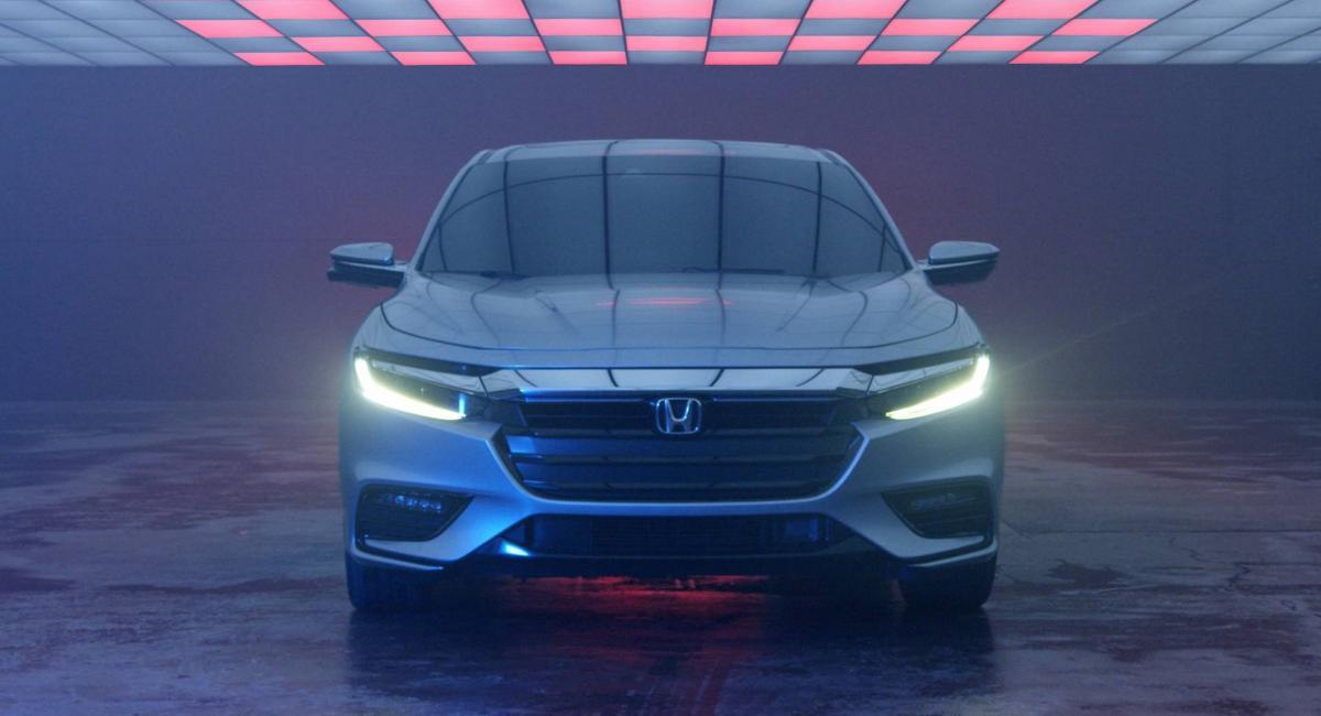 Αυτό είναι το νέο Honda Insight