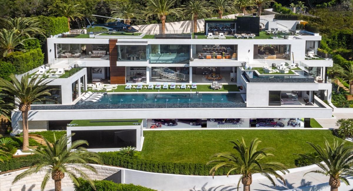 Αυτό είναι το ακριβότερο σπίτι του κόσμου [Vid]