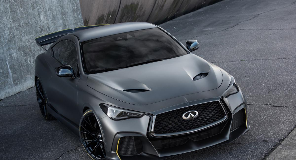 Infiniti Project Black S Prototype με ERS από την Formula 1