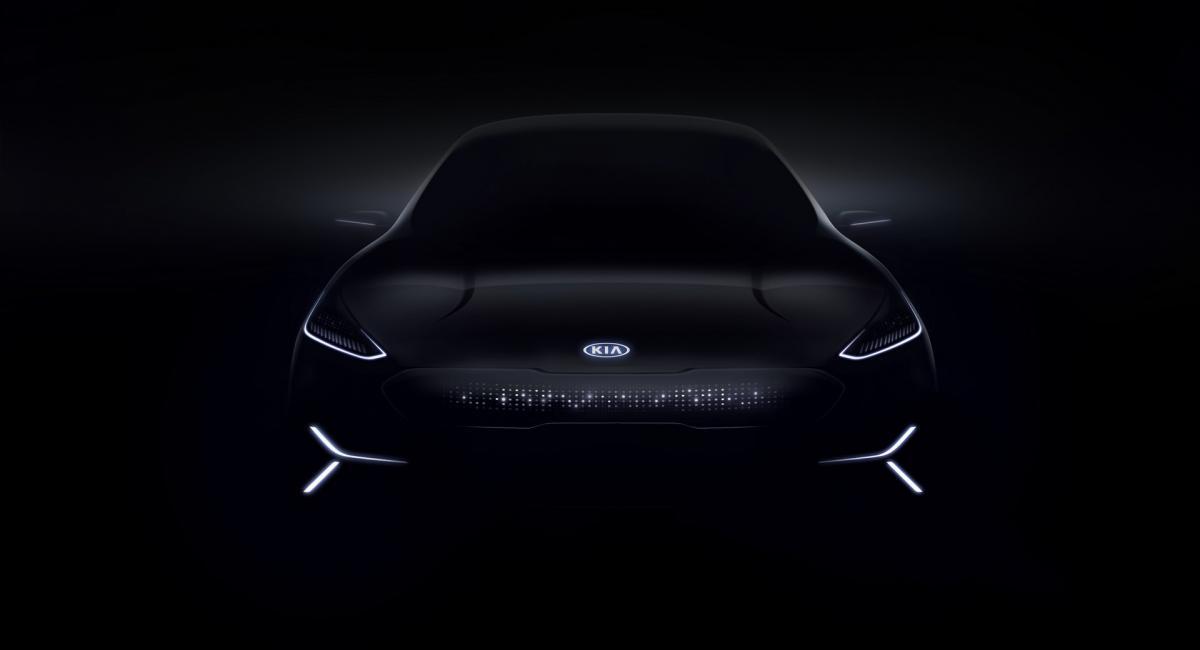 Η Kia teasάρει το Niro EV Concept