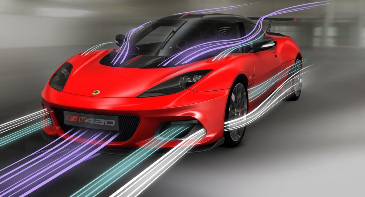 Lotus Evora GT430, η ισχυρότερη Evora όλων των εποχών