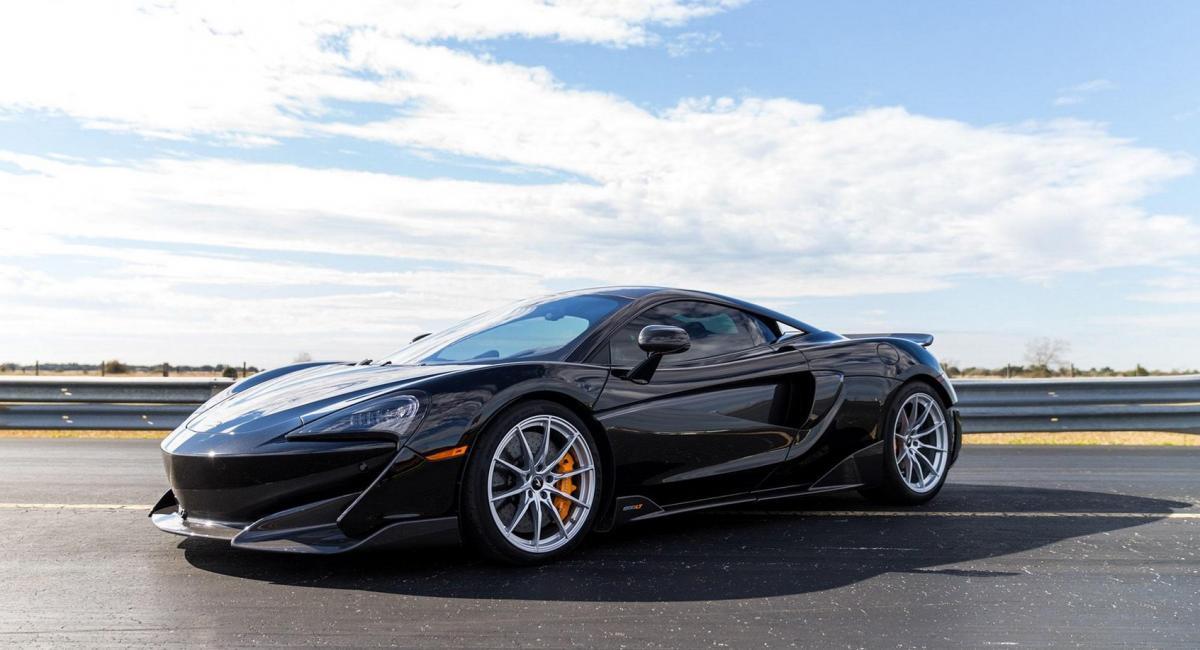 McLaren 600LT από τον Hennessey με 800 άλογα
