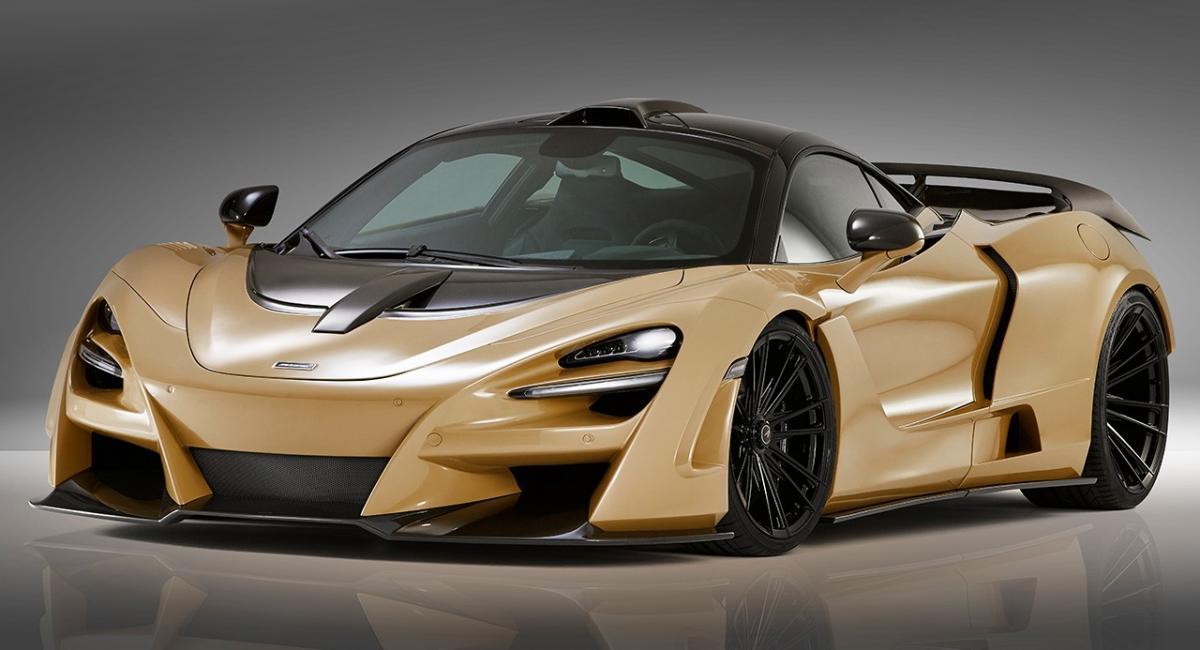 McLaren 720 N-Largo από την Novitec  [Vid]