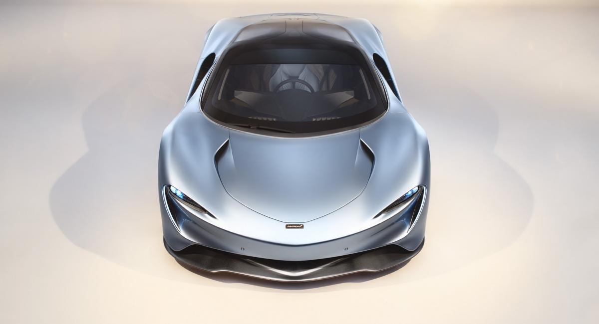 Επίσημο McLaren Speedtail των 1.970.000 ευρώ και των 1.050 ίππων