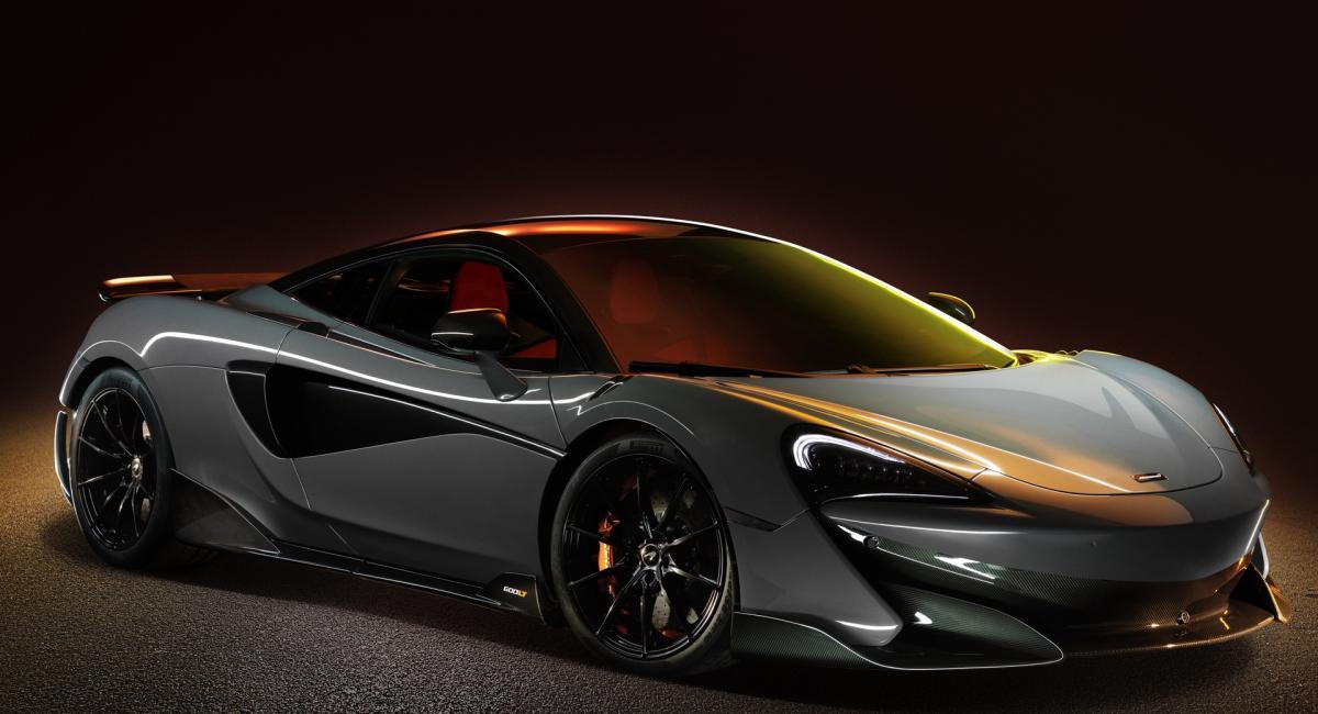 McLaren 600LT, με 600 άλογα [Vid]